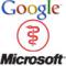 Google en Microsoft in gezondheid