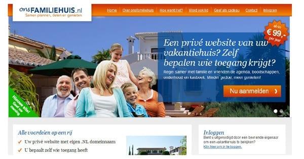 Onsfamiliehuis.nl