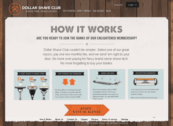 Uitgelichte case: Dollar Shave Club & de opkomst van het abonnementsmodel