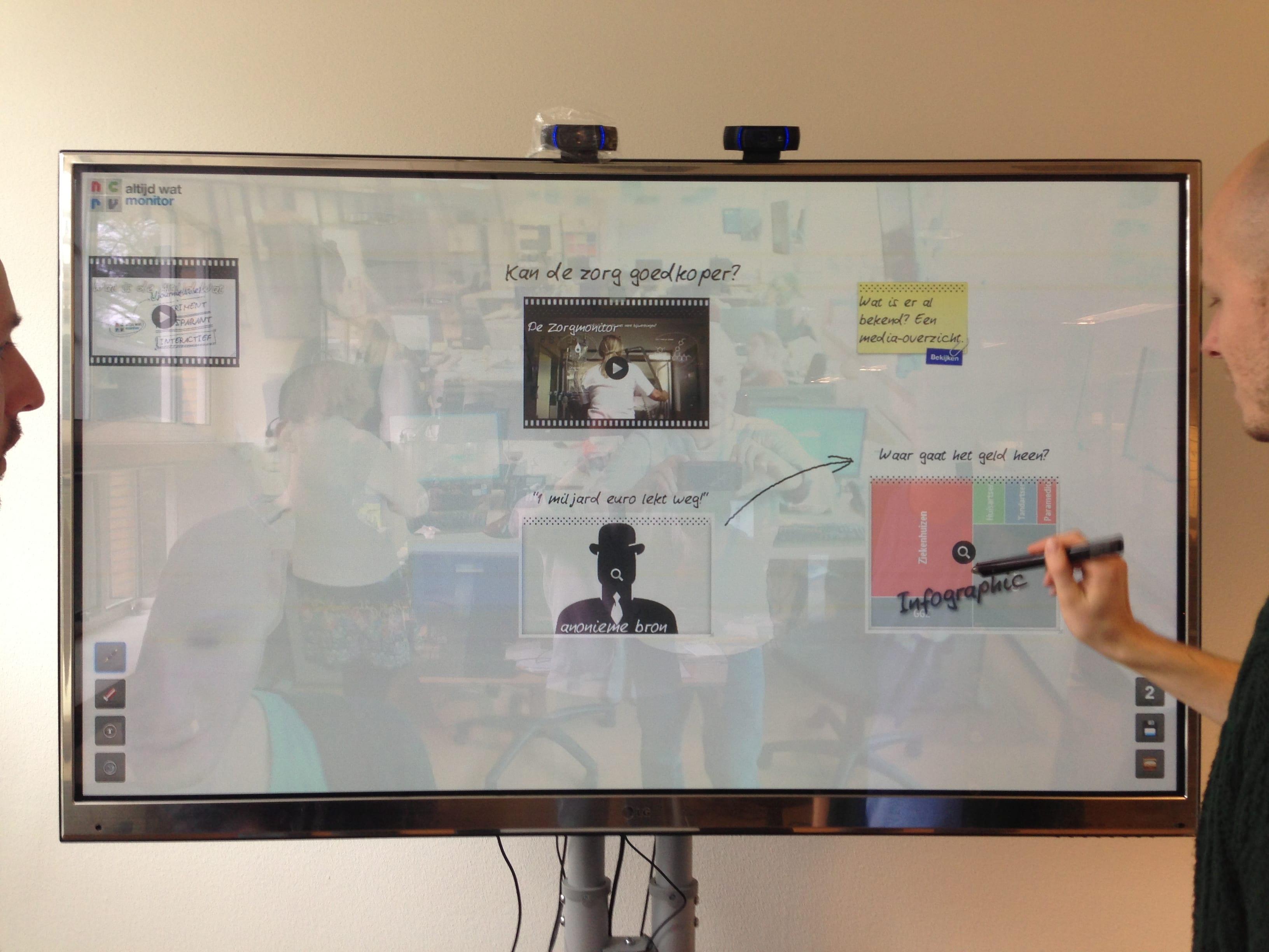 Altijd-Wat-Monitor-bord-op-redactie