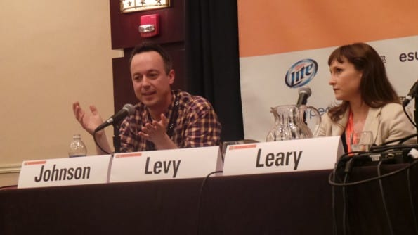 SXSW panel contextua social networks