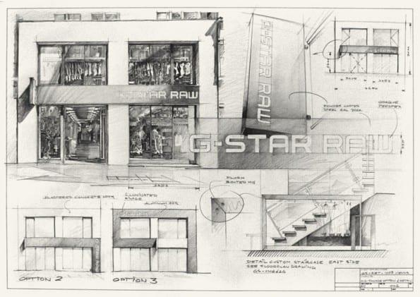 Uitwerken van een ontwerp  gemaakt door Koos Eissen http://www.kooseissen.nl/