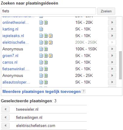Plaatsingen_GDN
