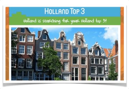 Holland Top 3