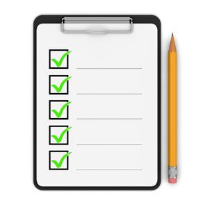 checklist-potlood-fotolia