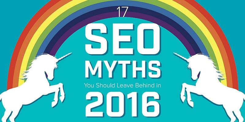 SEO mythes