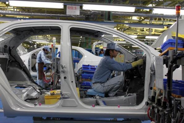 Lean manufacturing bij Toyota (rechtvrij)