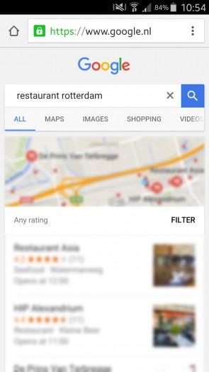 Zoekopdracht---Restaurant-Rotterdam