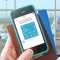 Boarding pass KLM & Messenger