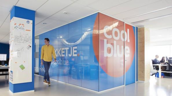 Coolblue is als organisatie in alles gericht op de eindklant: iedere werknemer realiseert zich dat.