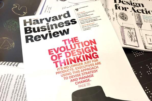 HBR is als toonaangevend management-tijdschrift al lang en breed overtuigd van de waarde van creativiteit en creatief denken voor ondernemingen