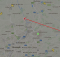 Op Planefinder kan je elk vliegtuig 'live' volgen